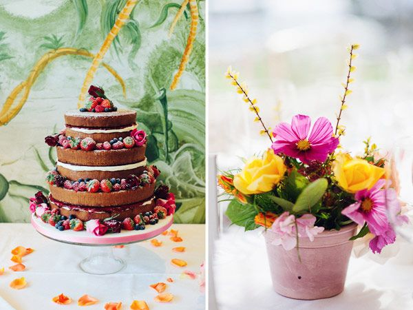 Home Sweet Home – Lynn and David's Marlfield House Wedding by Bella and Bold