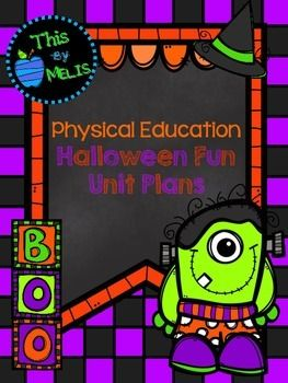 This Halloween Fun Unit Plan was designed for the Elementary School aged group, more specifically Kindergarten through to Fourth Grade.  Included in this package are 14 Halloween Fun lessons that have been placed in the order I have taught them in my physical education classes.