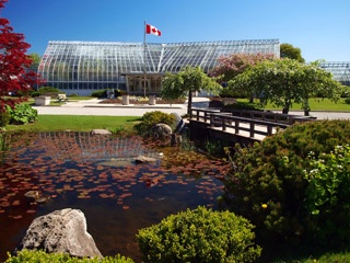 Toronto Parks, Forestry & Recreation : Conservatories & Greenhouses - Centennial Park Conservatory