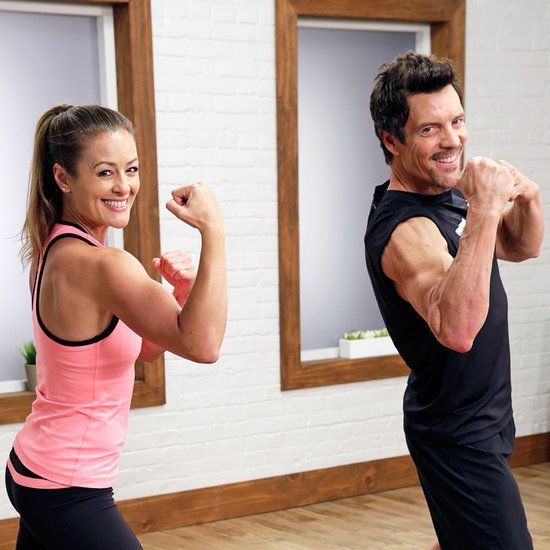 Before you shed dollars on zumba classes, p90x or what have you, check out these at home workouts.