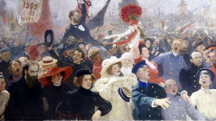 E' stata ufficialmente annunciata la mostra: REVOLUTIJA. Da Chagall a Malevich, da Repin a Kandinsky. Capolavori dal Museo di Stato Russo di San Pietroburgo al MAMbo - Museo d'Arte Moderna di …