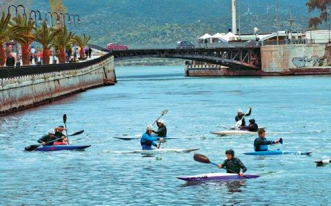 Xαλκίδα: Κοσμοπολίτικη θαλασσοπολιτεία