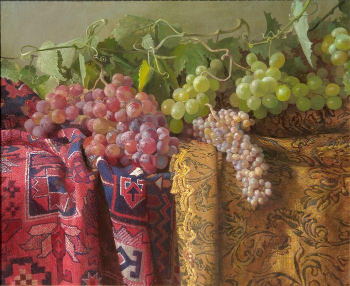peinture artiste Aleksandr Saidov -03