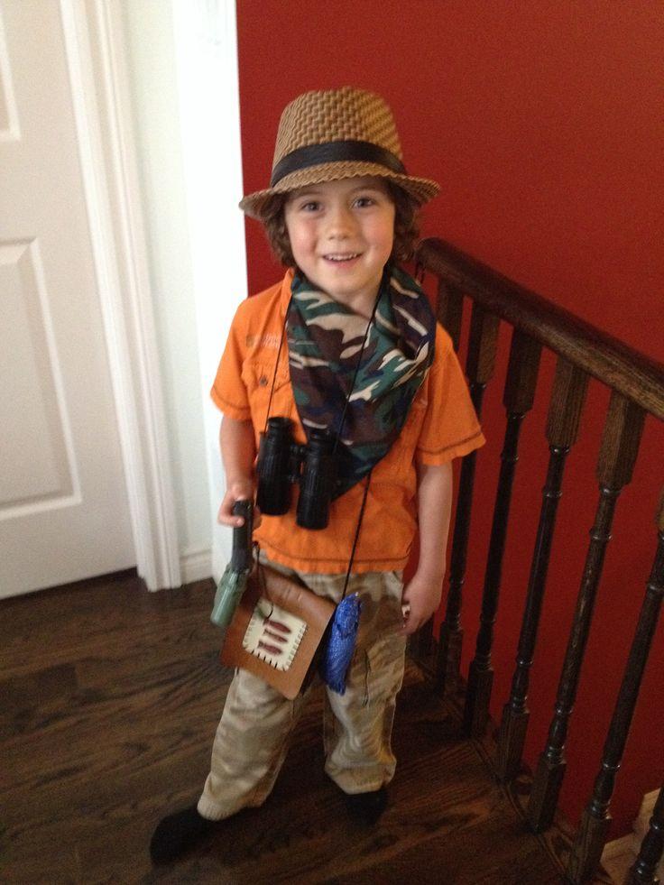 World traveller /explorer home made costume for Career Day! | My Boys ufe0f | Pinterest | Home ...
