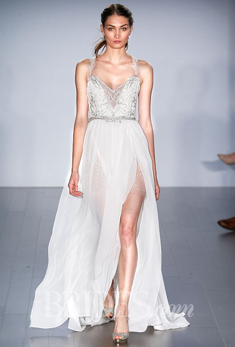 Alvina Valenta Wedding Dresses Fall 2015 Alvina Valenta Wedding Dress