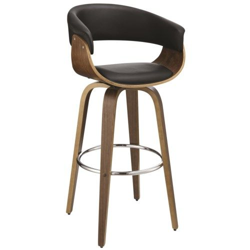 Coaster Dining Chairs and Bar Stools Contemporary Upholstered Bar Stool - Coaster Fine Furniture