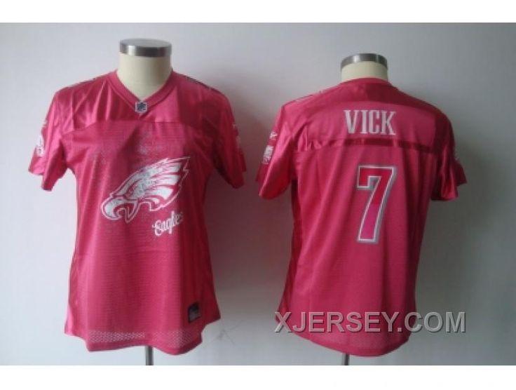 http://www.xjersey.com/women-nfl-philadelphia-eagles-7-vick-pink2011-fem-fan-online.html WOMEN NFL PHILADELPHIA EAGLES #7 VICK PINK[2011 FEM FAN] ONLINE Only $34.00 , Free Shipping!