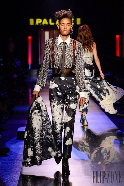 Jean Paul Gaultier Spring-summer 2016 - Couture