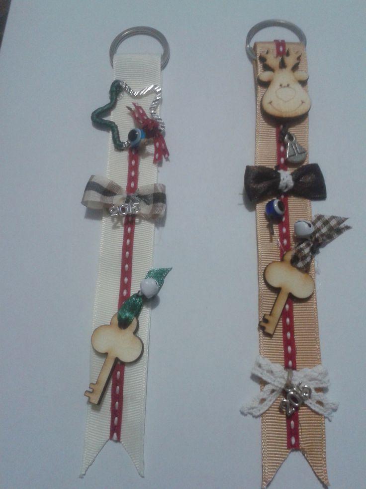 CHRISTMAS LUCKY CHARM - ΓΟΥΡΙ