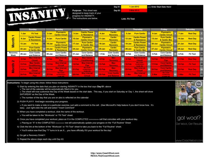 Best Insanity Images On   Insanity Fitness Diets And