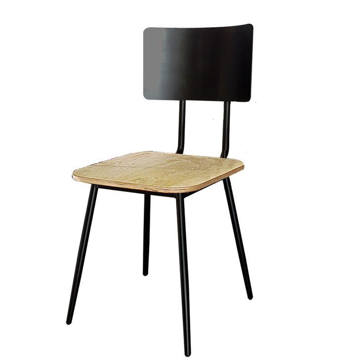 metal chair 470