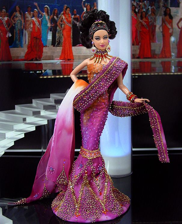 Fashion Beauty World: 171 Best Images About Barbie Miss Pink Pageant On
