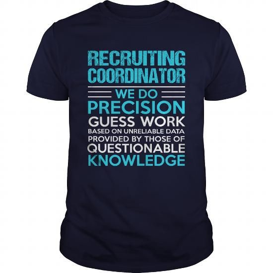 RECRUITING COORDINATOR T Shirts, Hoodies. Get it here ==► https://www.sunfrog.com/LifeStyle/RECRUITING-COORDINATOR-104821802-Navy-Blue-Guys.html?41382 $21.99