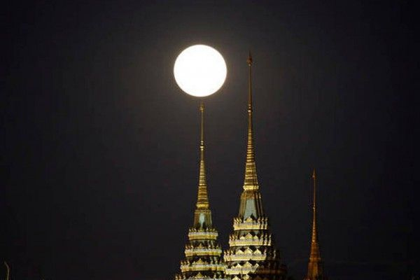 Grand Palace v Bangkoku, Thajsko