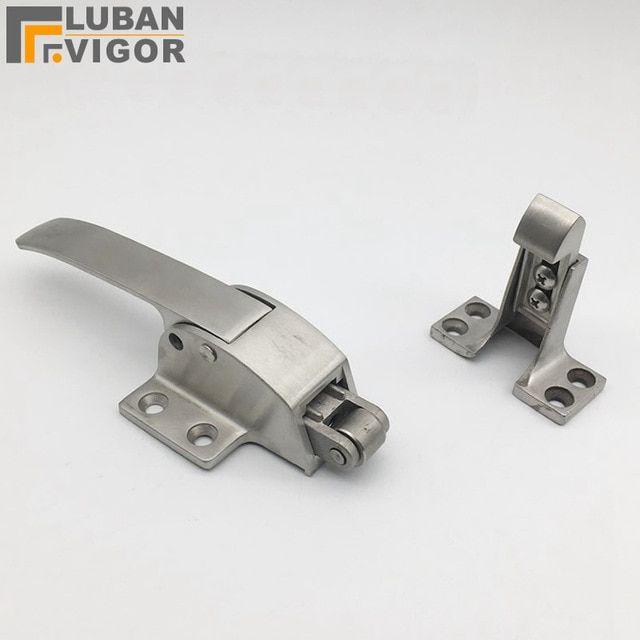Stainless Steeladjustable Oven Door Lock Handle Flat Door Handle