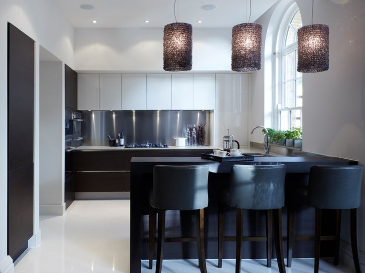 Level Cabinets   Princess Square, Apartment, Esher | Louise Bradley |  Interior Design | Kitchen | Pinterest | Luxury Kitchen Design, Style And  Luxury ... Part 23