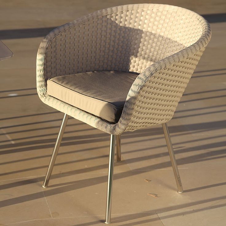 FueraDentro SHELL MODERN Garden FURNITURE | Shell RETRO Design Outdoor  DINING Furniture Designed By Jan Des Bouvrie | COMFORTABLE Tub CHAIR In  All Weather ...