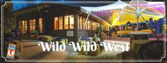 "» 2017 Themed Year End Functions I Cape Town | WILD WILD WEST   Min 40 | Max 450 | From R645    YEEHAH! It's Party Time in the Wild Wild West on the ""The Ranch"" in Cape Town. Here your guests can dress up as cowboys and cowgirls where they may even learn some new skills…line dancing, bucking bulls and saloon shooting."
