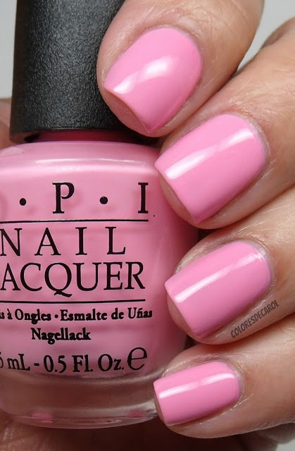 OPI Chic from Ears to Tail | #EssentialBeautySwatches | BeautyBay.com