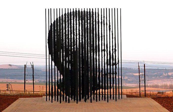 23 platser på jorden där Nelson Mandela lever för evigt - amelia