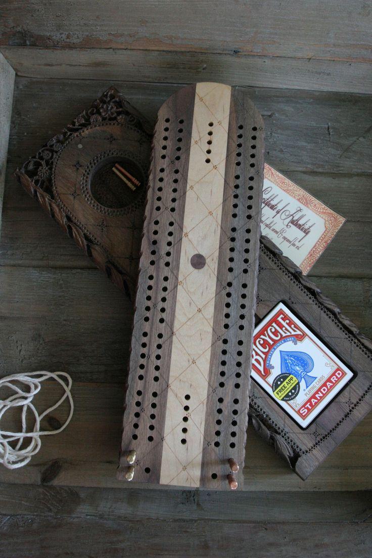 26 besten Cribbage Boards Bilder auf Pinterest | Cribbage board ...
