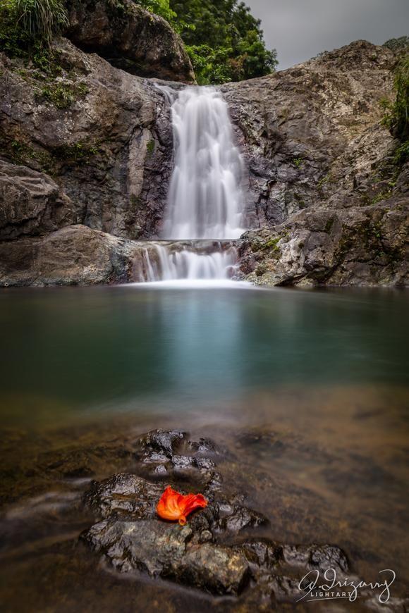 EL Ataud Falls, Adjuntas, Puerto Rico