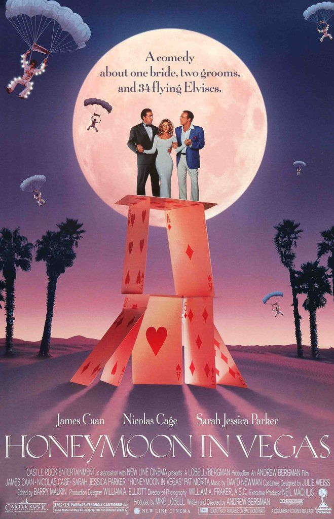 Honeymoon In Vegas (1992) (With Images)