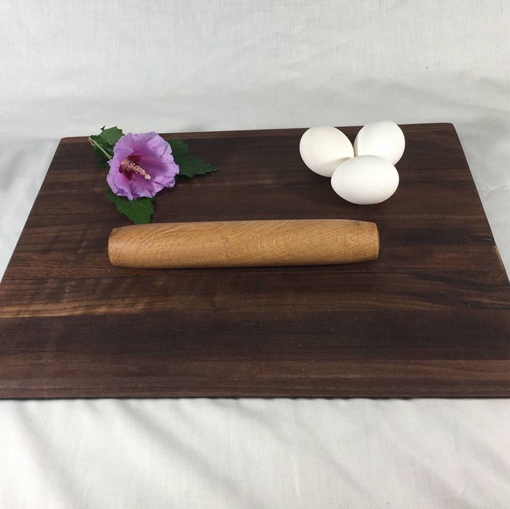 Delicate dough oak rolling pin/custom rolling pin/reclaimed wood/house warming gift/french rolling pin/wedding gift/rustic rolling pin by MartinArtsandCrafts on Etsy