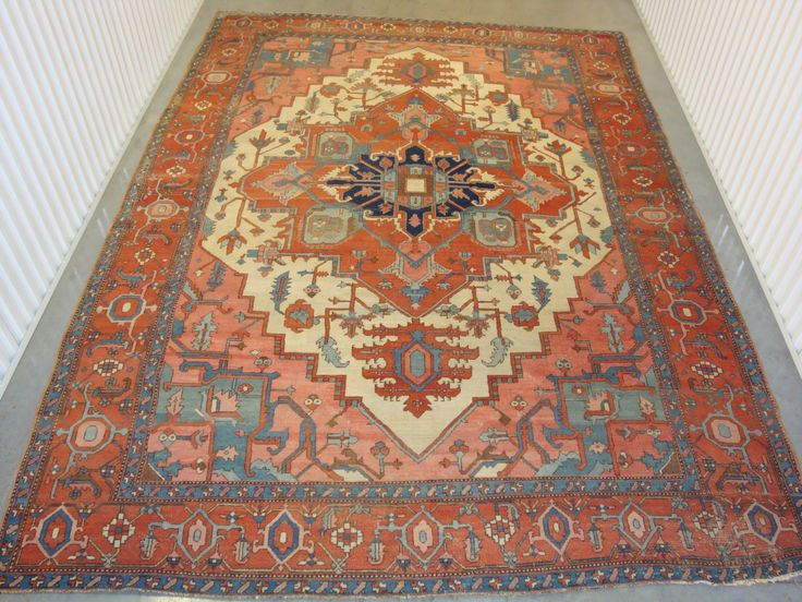 Antique and vintage Oriental Persian rugs for sale by owners, highly competitive prices.