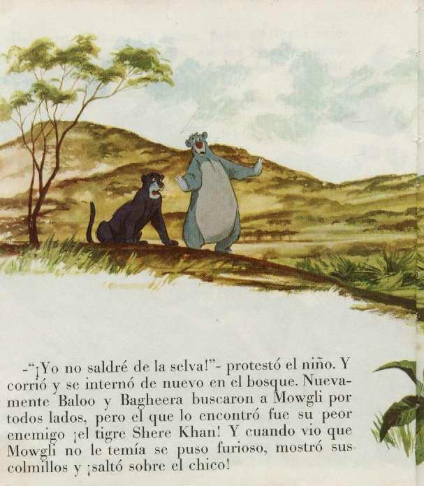 Libro De La Selva El Libro De La Selva Selva Cuentos Infantiles Clasicos