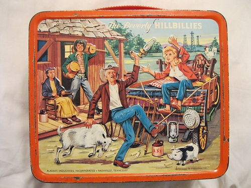 Vintage School Lunchbox