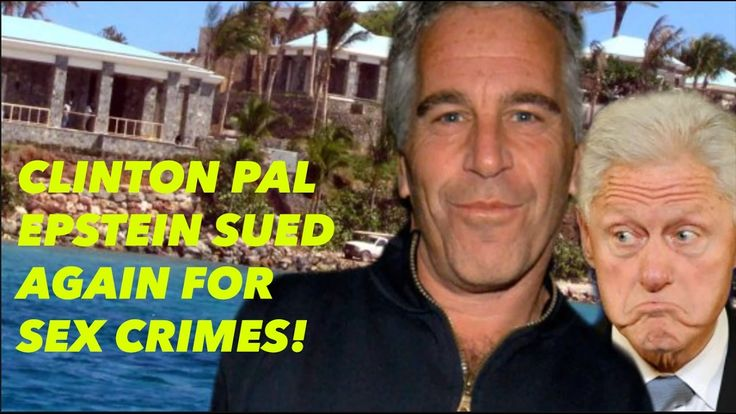 CLINTON'S PAL JEFFREY EPSTEIN SUED AGAIN FOR SEX CRIMES! (PIZZAGATE, ILL...Welcome Back,  Thanks for sharing this sick information with us.  This helps to explain WHY the Zionist Luciferians want a New World Order.  They want to be free to practice what they believe in, Satanism without ANY repercussions.  The Zionist Luciferian's New World Order agenda calls for depopulating the world of God's people. AND for a One World Luciferian Global Religion.  In other words, they are killing…