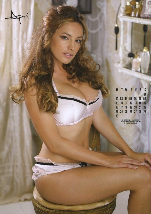Best pictures from Kelly Brook's 2012 Calendar                                                                                                                                                                                 More