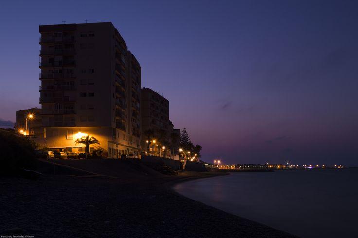 La Caracola al amanecer by Fernando Fernández on 500px