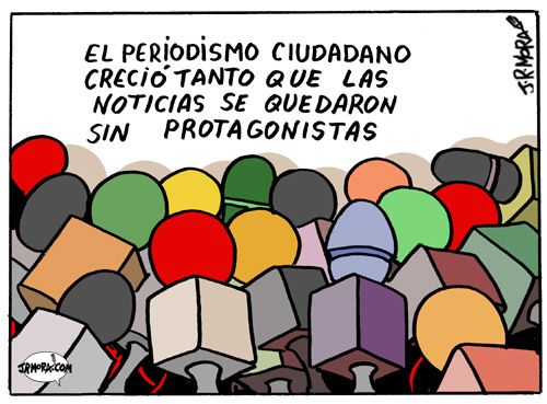 #Periodismo #Ciudadano ¿Qué tan cierto es?