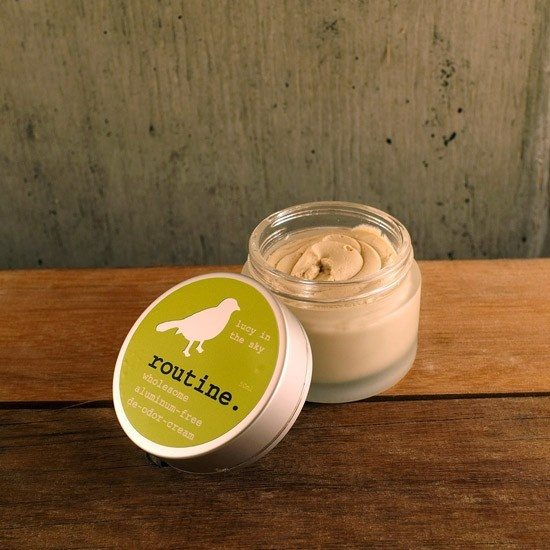 routine*** A natural deodorant that actually works! Love it!