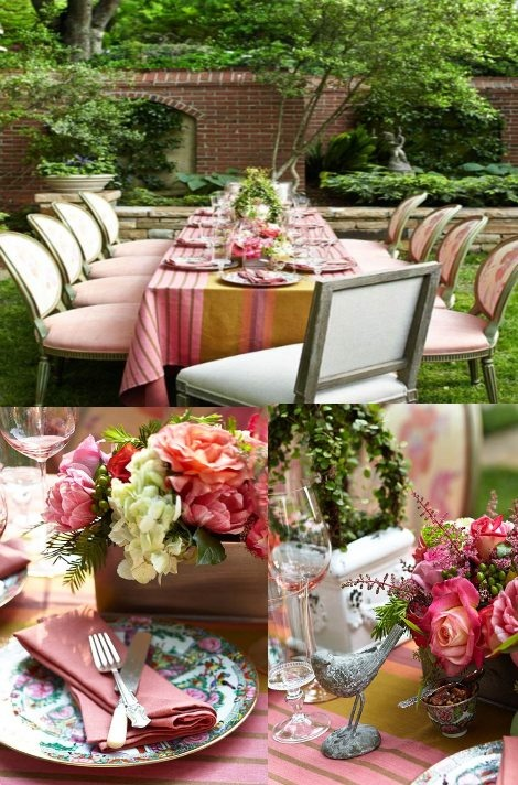59 best sunday brunch wedding ideas images on pinterest for Outdoor brunch decorating ideas