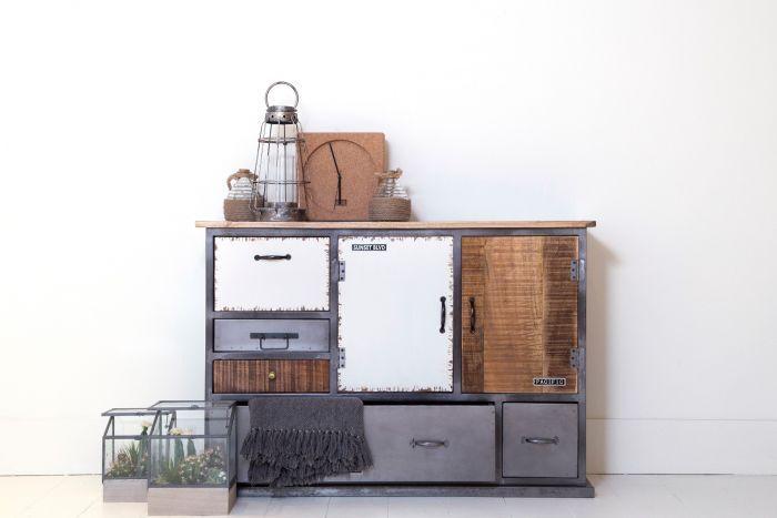 Dressoir  Vintage, Eleonora | Wants&Needs #dressoir #hout #interieur #interior #ilovemyinterior #showhome #Eleonora #vintage