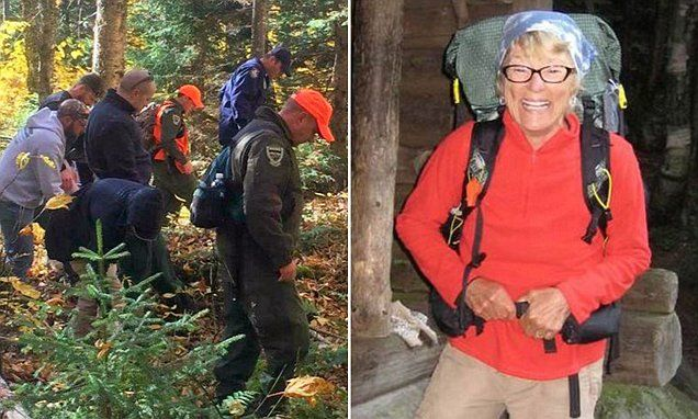 Geraldine Largay, from Brentwood, Tennessee, kept dated entries in a journal after going missing in Maine on July 23, 2013, showing that she survived until at least August 18.