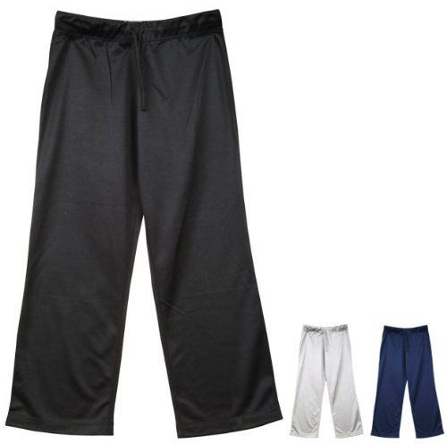 Anaconda Sports® ATECH Women's Cut Fleece Pants Black Size X-Large by Anaconda. $24.95. Anaconda Sportsreg; ATECH-WP Women's Fleece Pants100% Solid colored polyester withfleece backingColors:Black, Gray, NavySizes:XS-XXL  Please Note For team uniform orders and discounts please call 1-800-327-0074 to speak to a member of our sales team.