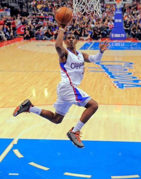 Los Angeles Clippers guard Chris Paul