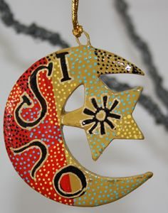 Artist:  Willie Wilson Design:  Kapi piti Waterhole Code:  XMAS-BWA/WW-R Price:  $12.00 or any 3 for $33.00