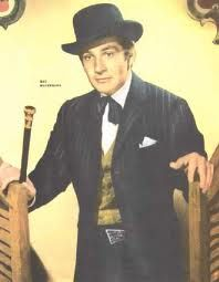 "Gene Barry ""Bat Masterson"""