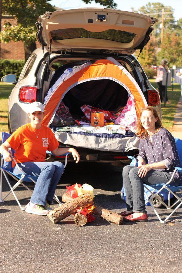 24 trunk or treat ideas - Halloween Trunk Or Treat Decorating Ideas
