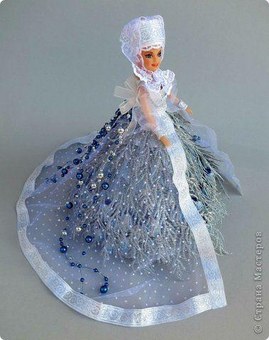 Игра конкурс Свит-дизайн Новый год Моделирование конструирование Кукла в образе Снегурочки Присланные работы Игра в свите Продукты пищевые фото 59