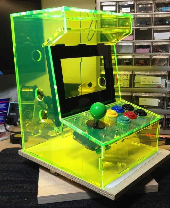 raspberry pi pinball machine