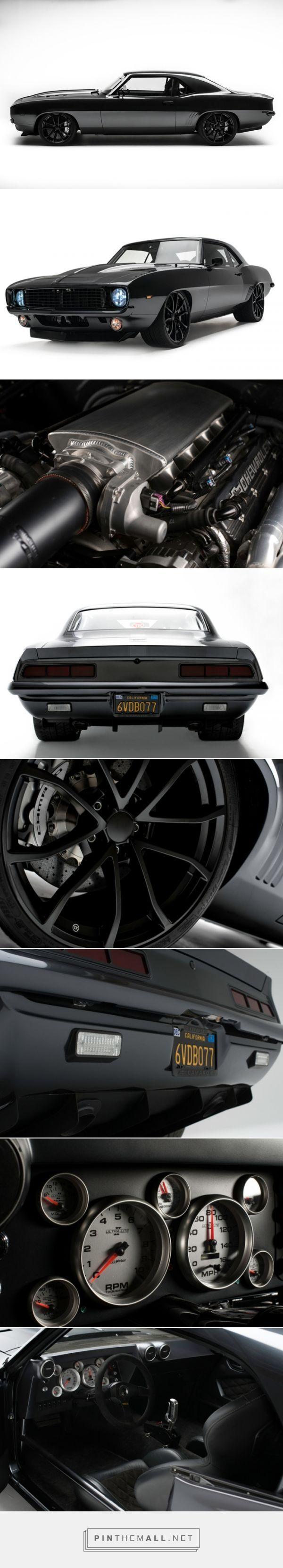 Warten Sie, bis Sie den Chevrolet Camaro von 1969 von Timeless Kustoms sehen