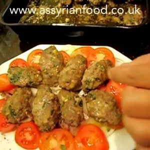 How To Make Kurdish Food Kofta