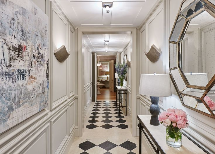Foyer Mirror Quest : Best checkerboard floor ideas on pinterest checkered
