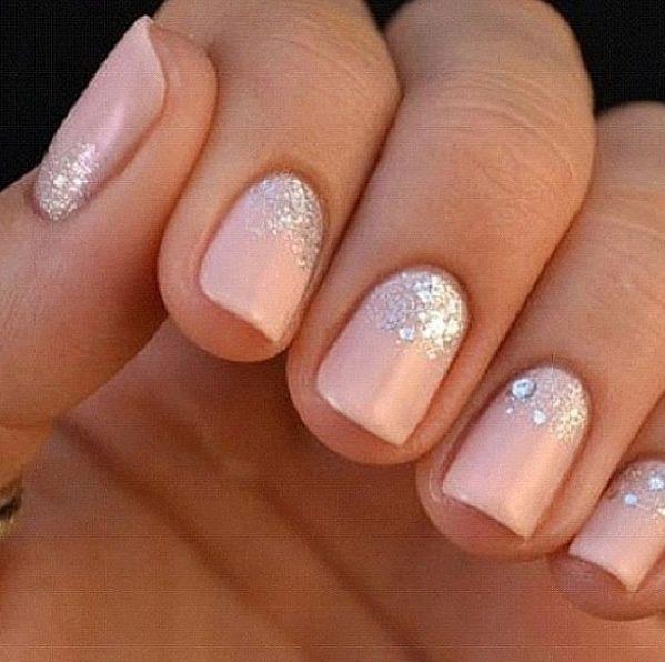 Wedding nail inspiration